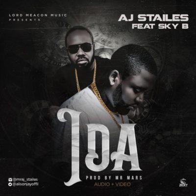 AJ Stailes Ida Mp3 & Mp4 Music Download