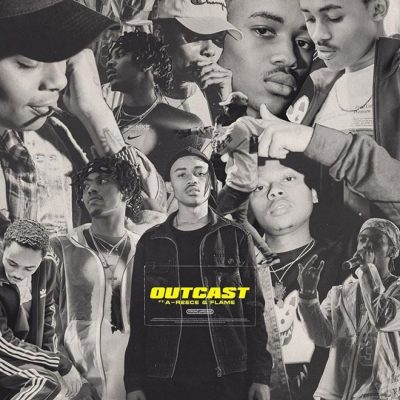 The Big Hash Outcast Mp3 Music Download feat A-Reece & Flame