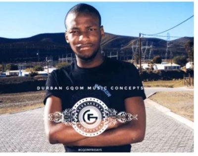 Chustar GqomFridays Mix Vol. 143 Mp3 Download