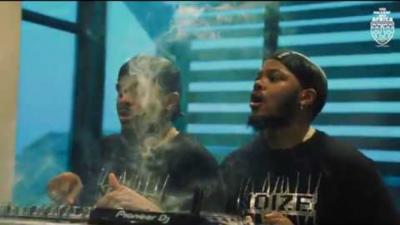 Major League DJz Amapiano Live Balcony Mix 8 Mp3 Download