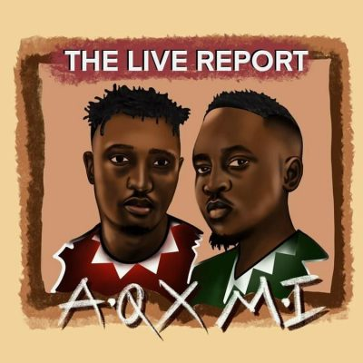 A-Q & M.I Abaga The Live Report Music Mp3 Download