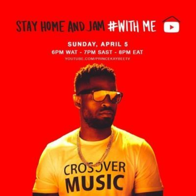 Prince Kaybee Stay Home And Jam With Me Music Mp3 Download