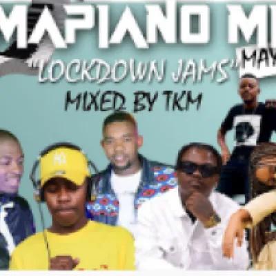 DJ TKM Amapiano Mix Music Mp3 Download