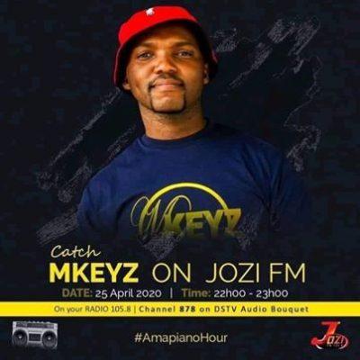 Mkeyz JoziFm Amapiano Mix Music Mp3 Download