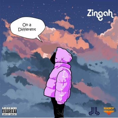 Zingah On A Different Full EP Zip Download Complete Tracklist
