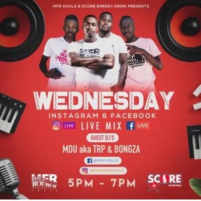 MFR Souls Wednesday Live Mix