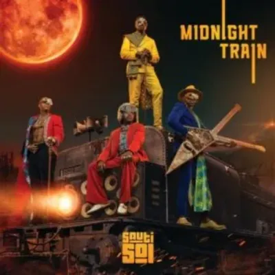 Sauti Sol Midnight Train Music Mp3 Download