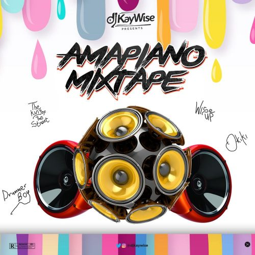 DJ Kaywise Amapiano Mixtape Music Free Mp3 Download Audio Song