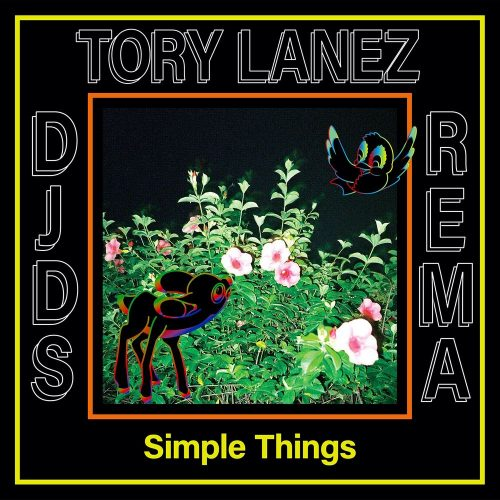 DJDS Simple Things Music Free Mp3 Download feat Rema & Tory Lanez