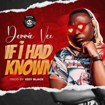 Demmie Vee If I Had Known Music Free Mp3 Download