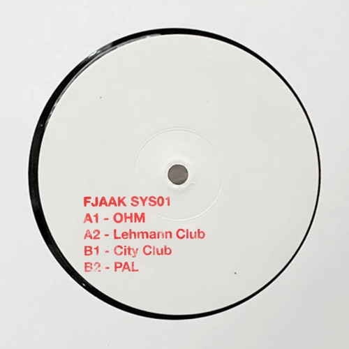 FJAAK Sys01 Full Ep Zip Download & Stream Tracklist