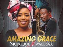 MoniQue Amazing Grace Music Free Mp3 Download Song Audio feat Wale Sax