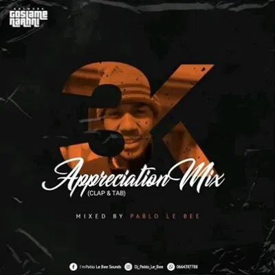 Pablo Le Bee 3k Appreciation Mix Music Free Mp3 Download