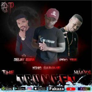 Pro Tee King Saiman & Deejay Zebra SA The Trumpet Ways Full Ep Zip Free Download Complete Tracklist