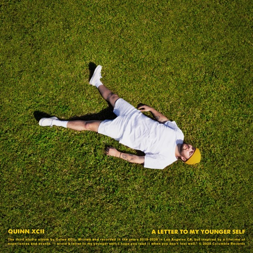 Quinn XCII A Letter To My Younger Self Full Album Zip Download & Stream Tracklist