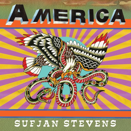 Sufjan Stevens America Full Ep Zip Download & Stream Tracklist
