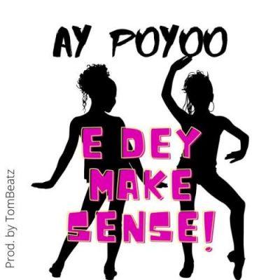 AY Poyoo E Dey Make Sense Mp3 Download