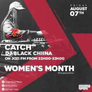 Black Chiina JOZI FM Mix Music Free Mp3 Download