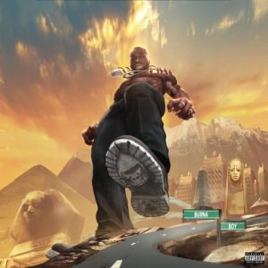 Burna Boy Level Up Music Free Mp3 Download Twice As Tall feat Youssou N'Dour