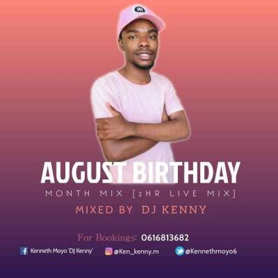 DJ Kenny August Birthday Month Mp3 Download