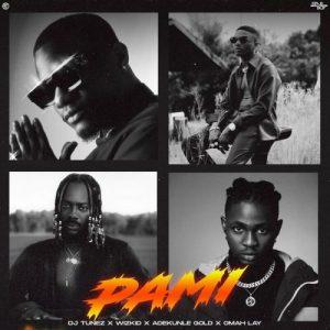 DJ Tunez Pami Music Free Mp3 Download feat Wizkid, Adekunle Gold & Omah Lay