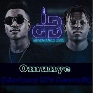 Distruction Boyz Omunye Mp3 Download