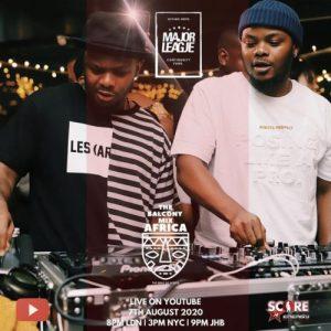 Major League Djz Amapiano Live Balcony Mix Africa 27 Mp3 Download Free Music