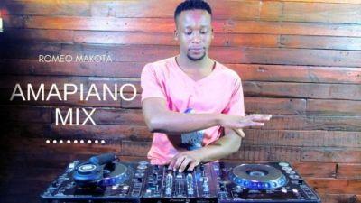 Romeo Makota Amapiano Mix 25 August 2020 Mp3 Download