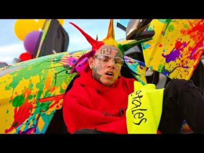6ix9ine Tutu Video Download