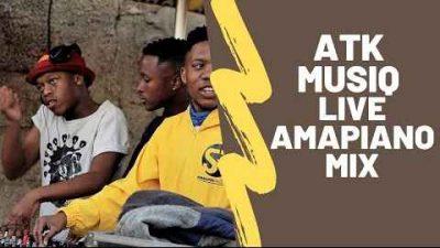 ATK Musiq Thejournalistdj Amapiano Mix Mp3 Download