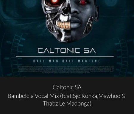 Caltonic SA Bambelela Mp3 Download