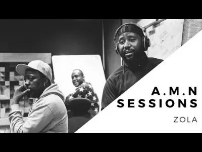 Cassper Nyovest A.M.N Sessions Zola Video Download