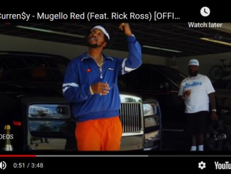 Curren$y Mugello Red Video Mp4 Download