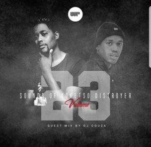 DJ Couza Sounds Of Koketso Distroyer Vol 23 Guest Mix Mp3 Download