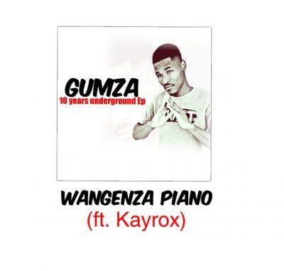 Gumza Wangenza piano Mp3 Download