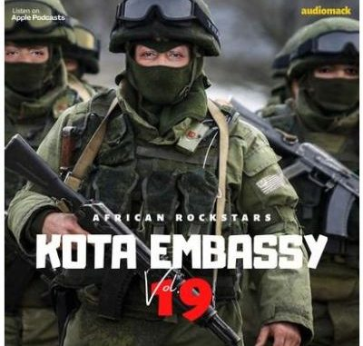 Kota Embassy African Rockstar Vol.19 Mix Mp3 Download