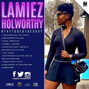 Lamiez Holworthy TattoedTuesday 57 Mp3 Download