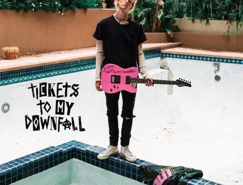 Machine Gun Kelly Tickets To My Downfall Album Zip Download