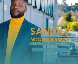 Sandile Ndod'mnyama Mp3 Download