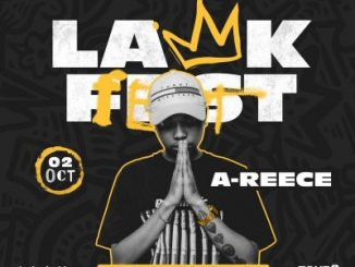 A-Reece Performance Live At The #LawkFest Download