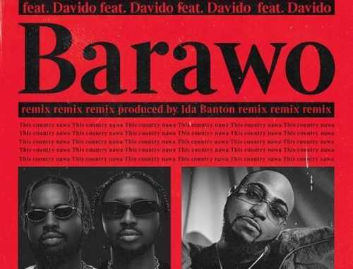 Ajebo Hustlers Barawo Remix Mp3 Download