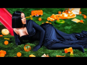 Cardi B Hustle Video Download