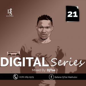 DJ Tse Digital Series Vol. 021 Mix Mp3 Download