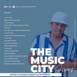 Echo Deep The Music City Sessions #34 Mix Mp3 Download