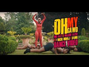Mr Eazi Oh My Gawd Mp4 Download Video