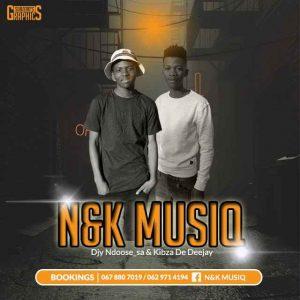 N&k MusiQ iPrivate e'Lipholile Vol 01 Mix Mp3 Download