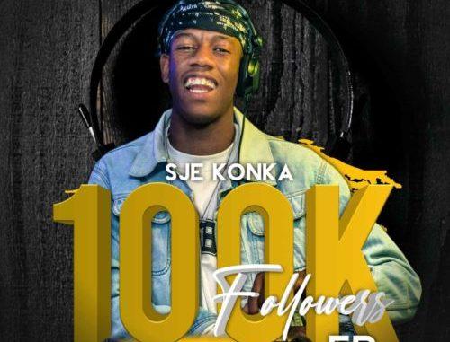 Sje Konka 100k Followers Appreciation Full EP Zip File Download