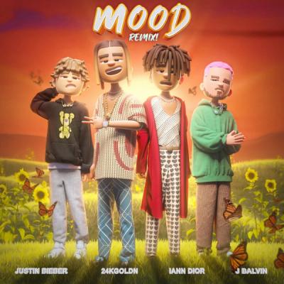 24kGoldn Mood Remix Download