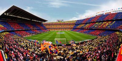 Camp Nou Home Stadium of Barcelona FC