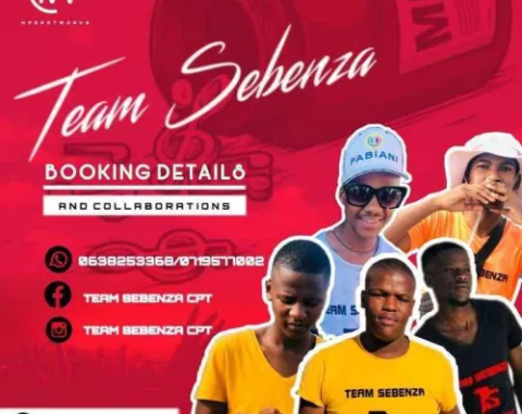 Team Sebenza Damage Control Mp3 Download